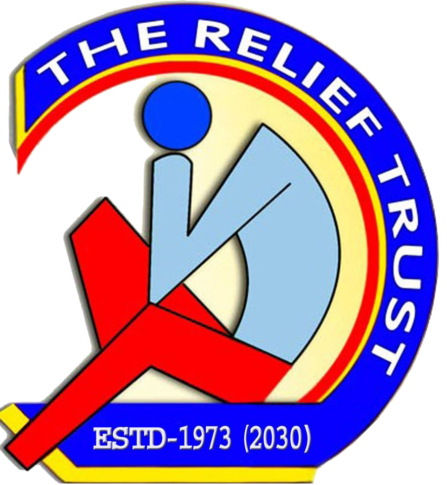 The Relief Trust Logo